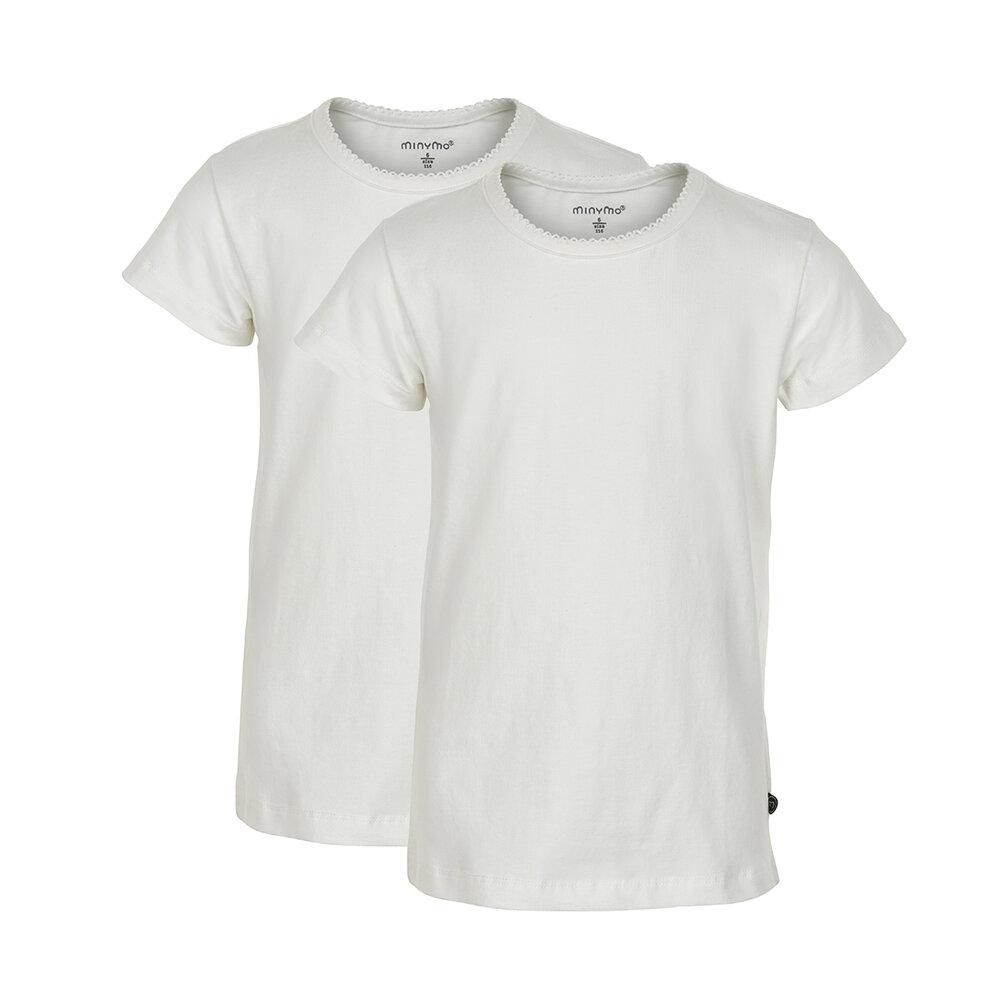 Image of Minymo 2 Pak Basic T-Shirt - 100 (af96d937-27a3-4a8d-91b4-be8761a73b27)