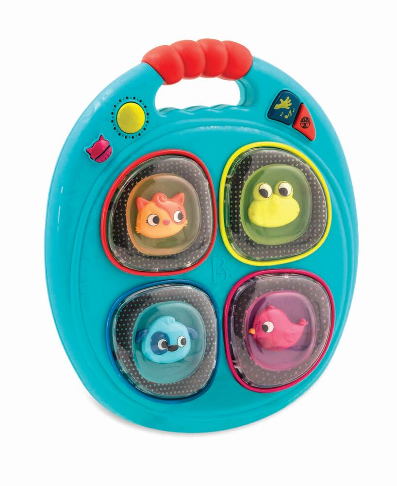 Image of B Toys Catch a Sound, Fang En Lyd (5942b7e8-2446-409d-9f75-1de877301b1a)