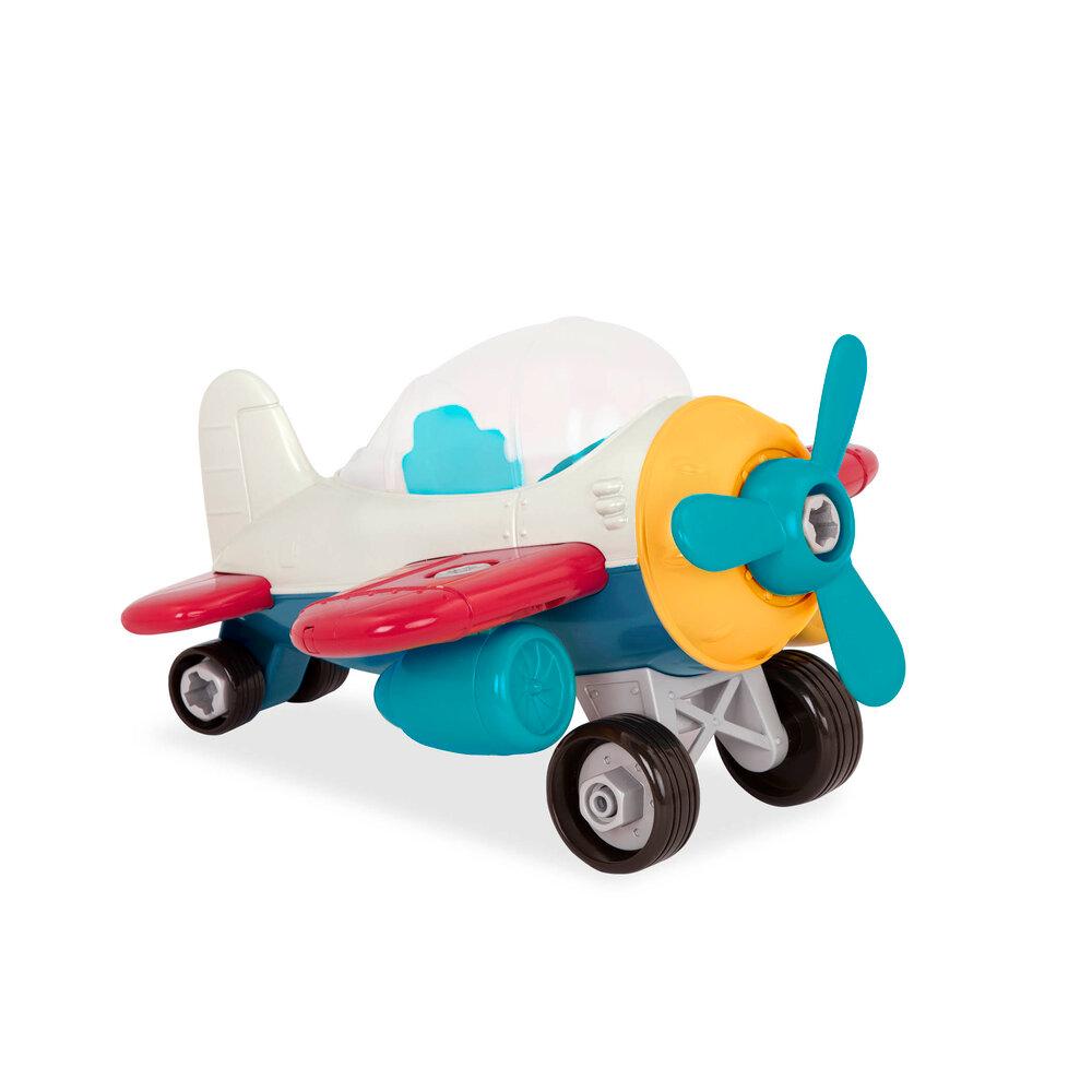 Image of Wonder Wheels Take-Apart Fly (4d5a98c7-ef9e-4f28-a3ce-7d92a5e93523)