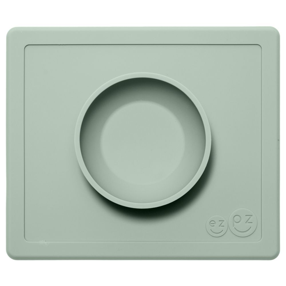 Image of Ezpz Bowl støvet grøn (90137813-37a5-4e72-8611-499da8179bff)
