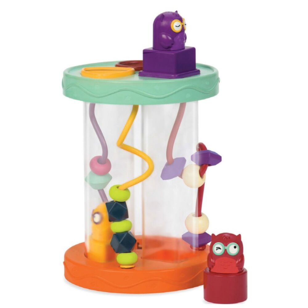 Image of B Toys Hooty-Hoo putteleg (981793ff-7463-41ff-b2b9-20c451b5ad33)