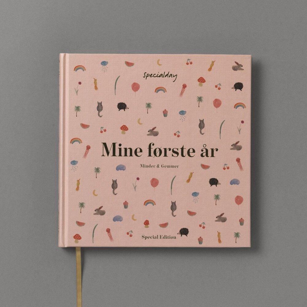 Specialday Mine Første År Special Edition - Pige