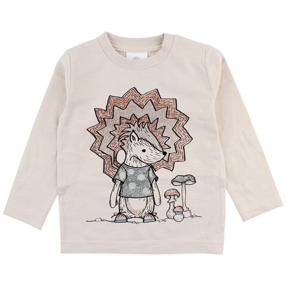 Image of En Fant Forrest Langærmet T-shirt - 00-28 Beige (423c1652-4e92-4289-a840-15ca2d85c98b)