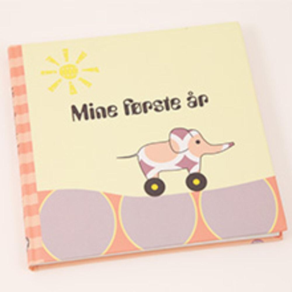 Image of Specialday Mine Første År - Pige (9214fc3b-0033-4dc1-a5a4-048ffa29ec03)