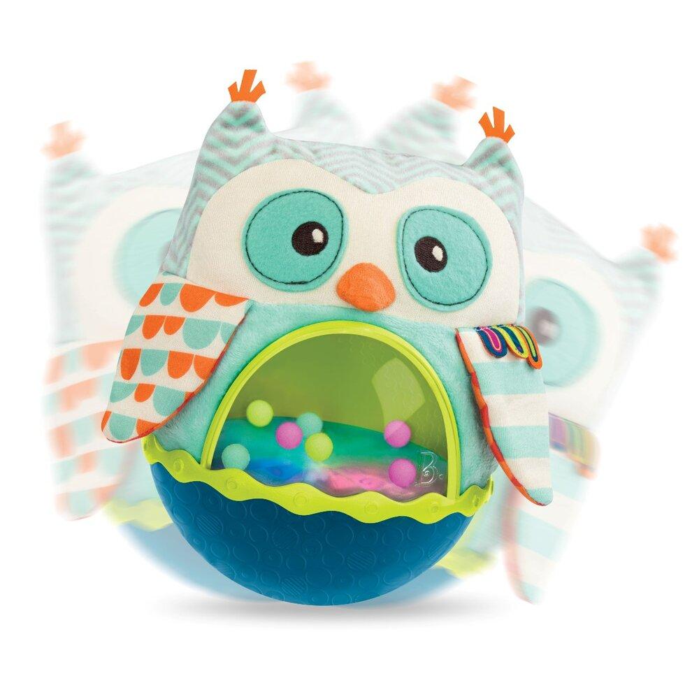 Image of B Toys Tumling, Owl Be Back (f687737f-6748-42f8-9cca-f211e4f0073a)