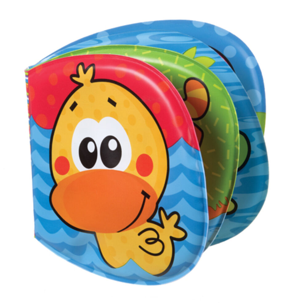 Image of Playgro Badebog, And (6aa14439-3028-4c45-b054-69ef919d9856)