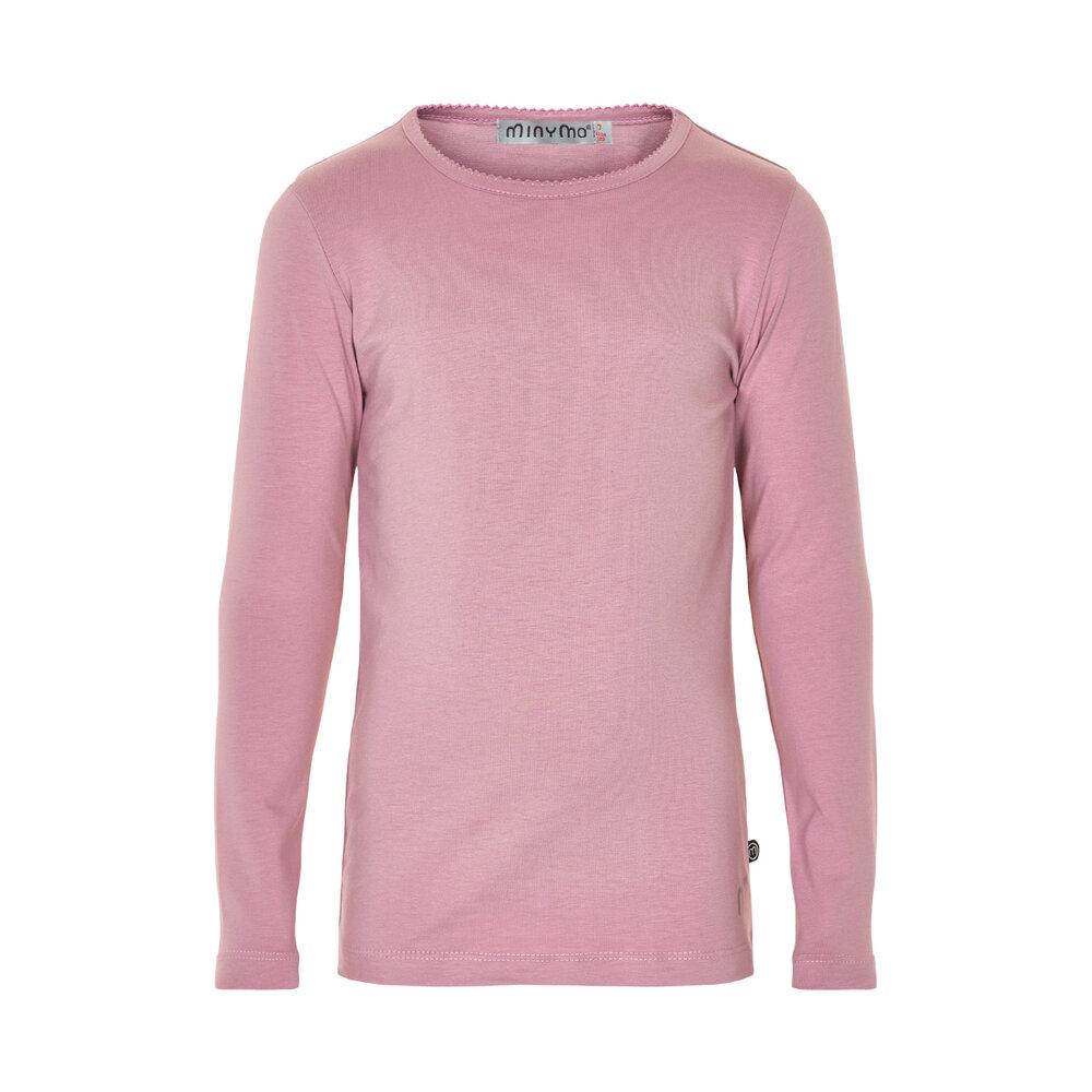 Minymo Basic Bluse - Rose/506