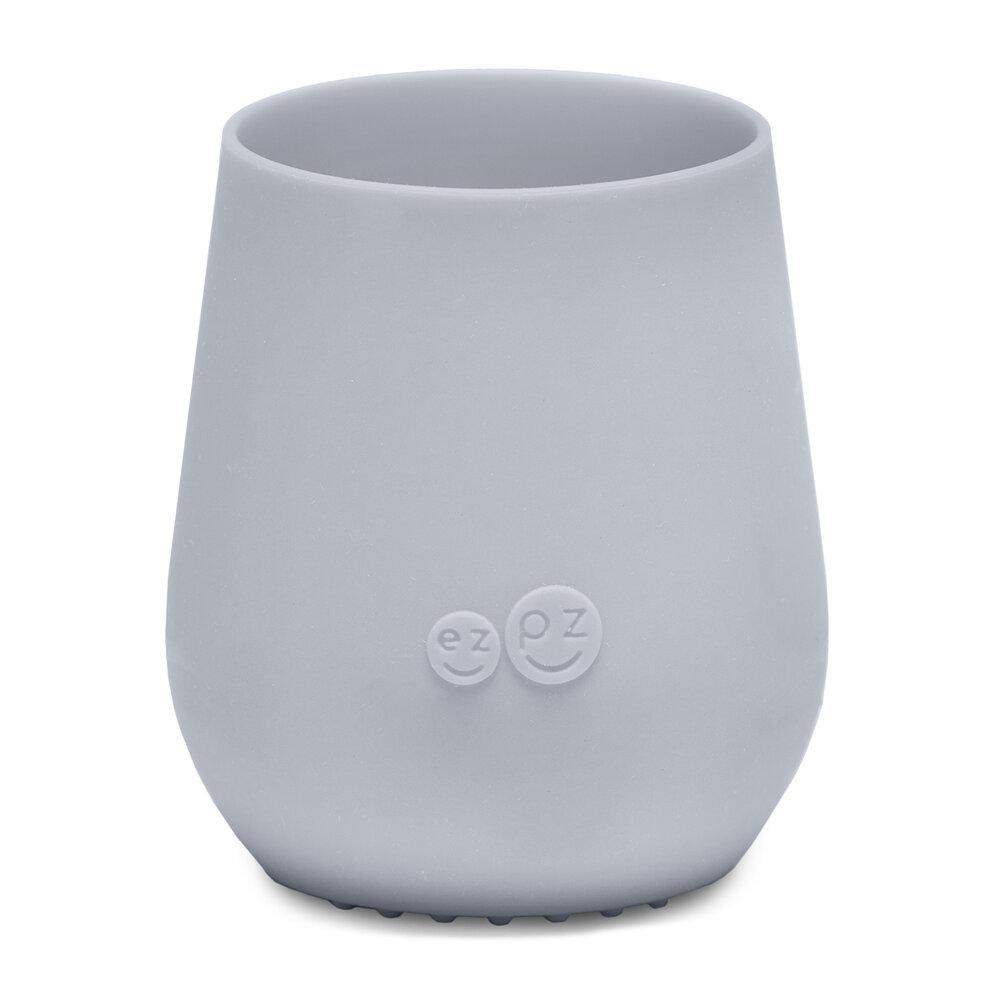 Image of EZPZ Tiny Cup Støvet Gråblå (25ed2918-467c-4cf7-b249-fd175e1fc812)
