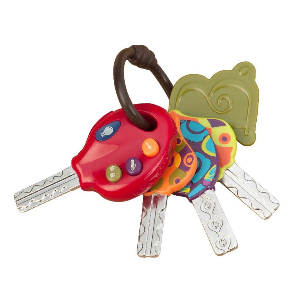Image of B Toys Luckeys Nøgler (addae458-bfa9-4836-b072-4afcddf27255)