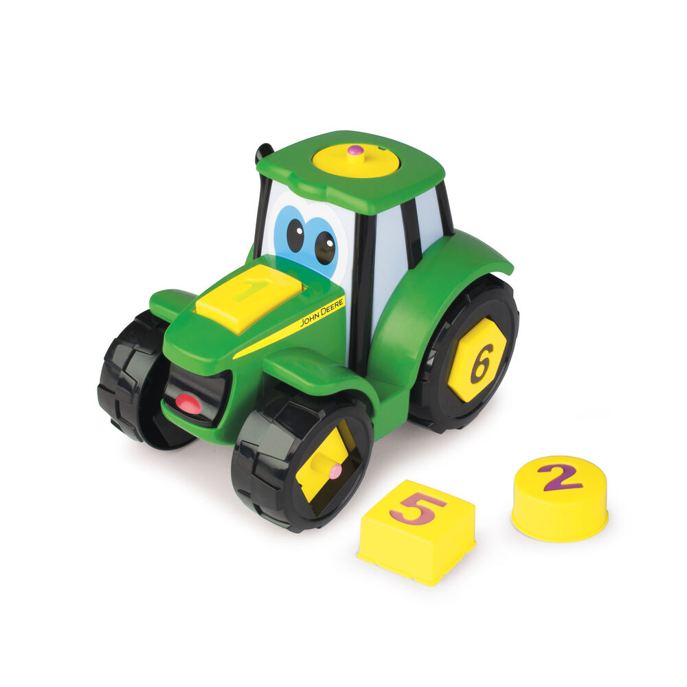 John Deere Johnny Tractor, Leg og Lær