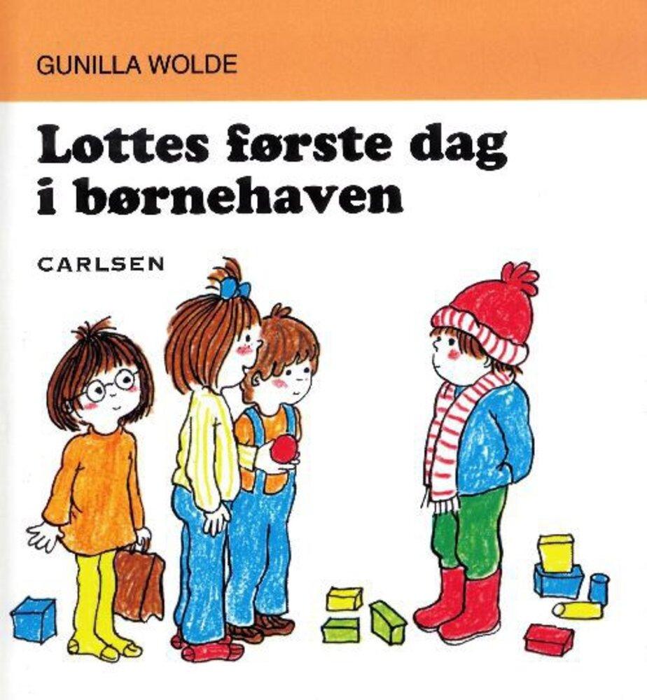 Image of Lindhardt og Ringhof Lottes Første Dag I Børnehaven (c2d1a33c-25e5-4c94-ae89-c20a2110ebc2)