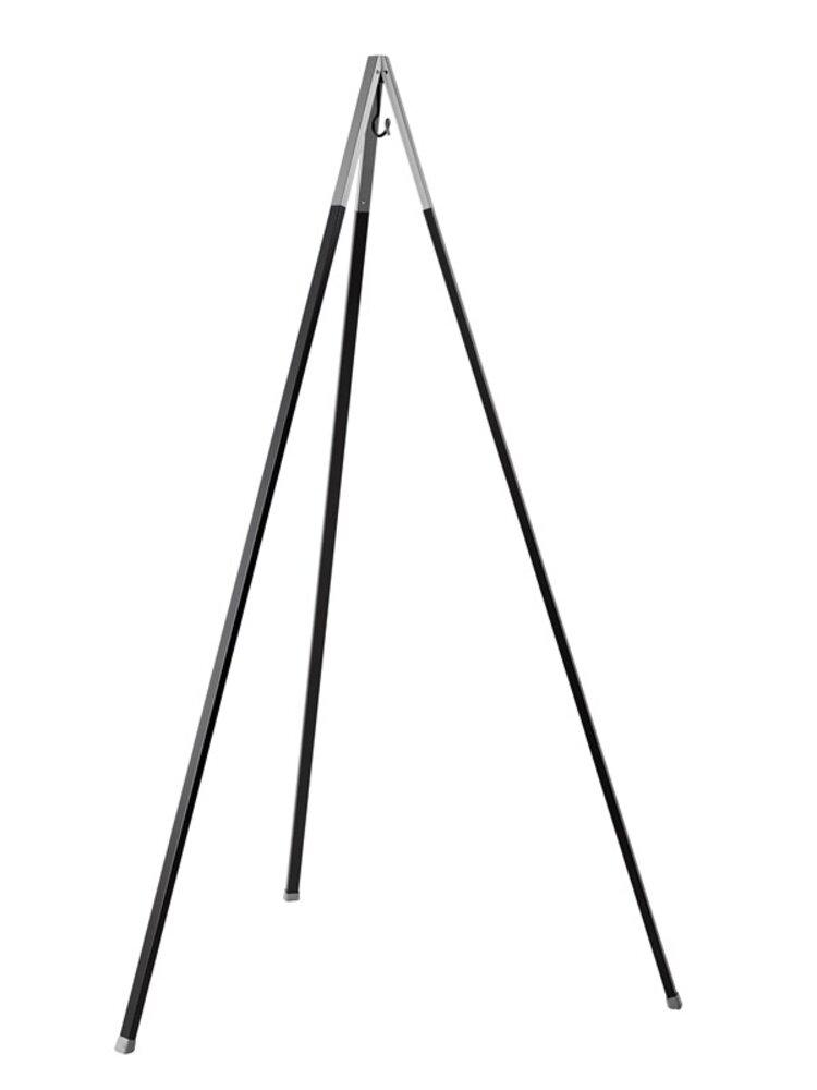 Image of Leander Classic™ Vugge Stativ - grå alu. (80ab89ea-80ef-4848-ad8c-6216be97eccc)