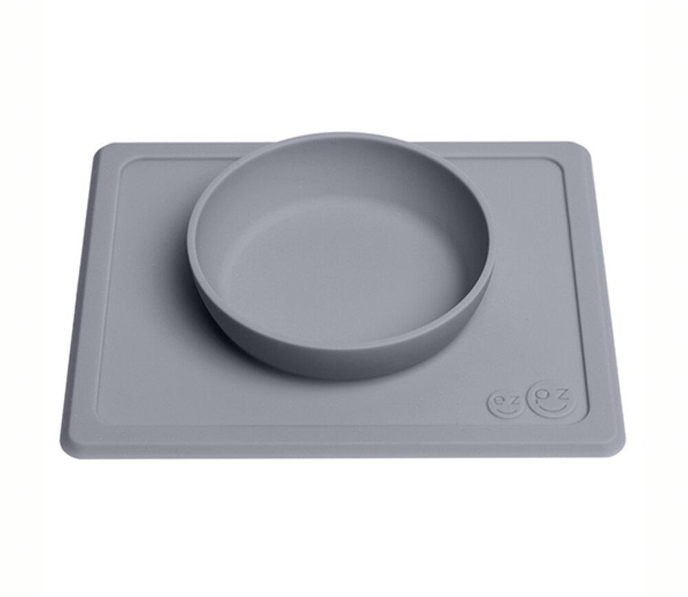 Image of EZPZ Mini Bowl Grå (2091a131-e1d2-41a2-8161-227999c44f9e)