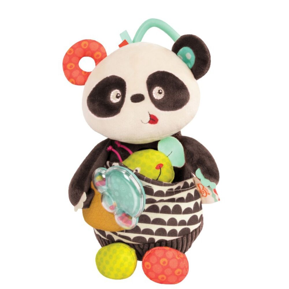 Image of B Toys Party Panda ophæng (3158a7c7-ee3e-47ad-a053-9d81b14fad43)