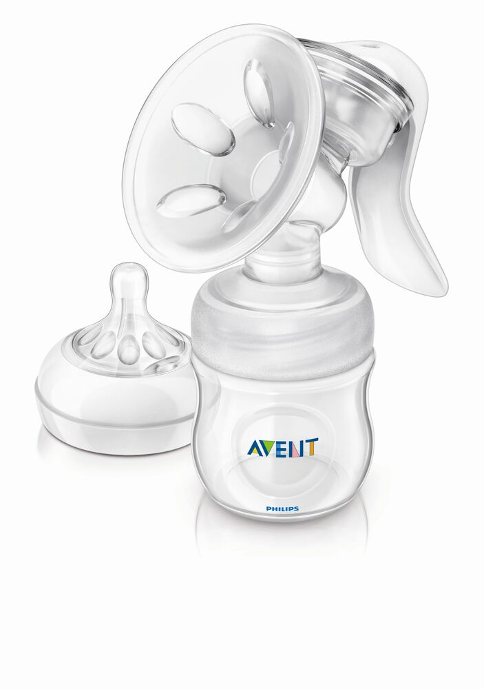 Image of Philips Avent Brystpumpe Manuel, Incl. 125 Ml. Flaske (6f4d097a-9b52-439a-86aa-9cebe67a0bb1)