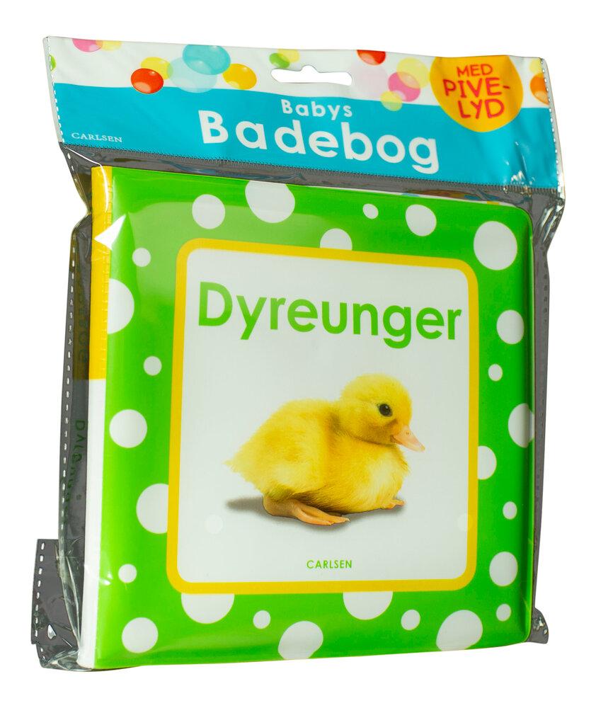 Image of Lindhardt og Ringhof Babys Badebog: Dyreunger (44e6ce25-03c0-4348-aaf1-935f93059fee)