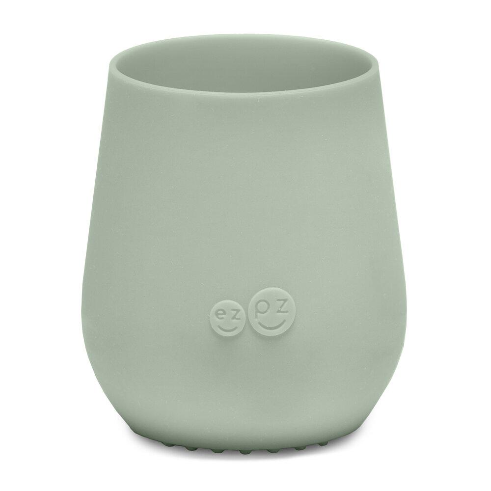 Image of EZPZ Tiny Cup Støvet Grøn (31fd528a-8323-4b45-b2c5-600d0880bb0e)