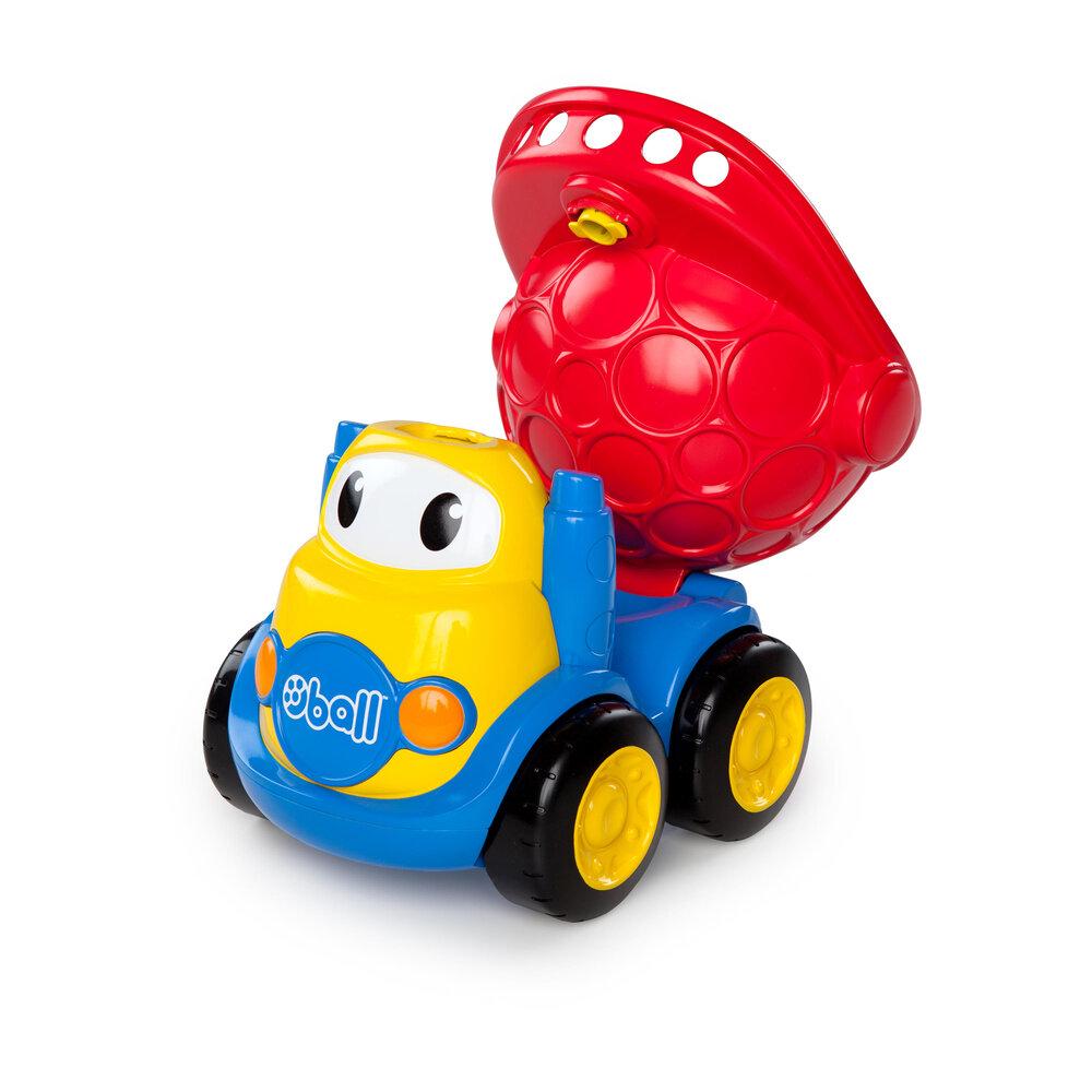 Image of Oball Go Grippers Dump truck (1a1bdaef-a8e1-482f-845f-51009edf62ac)