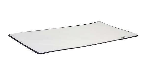 DreamSafe Topmadras 70x160 cm - Hvid