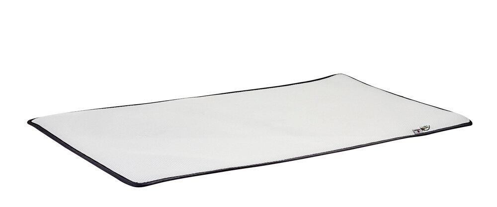 Dream-Safe DreamSafe Topmadras 60x120 cm - Hvid