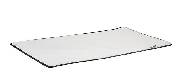 DreamSafe Topmadras 60x120 cm - Hvid
