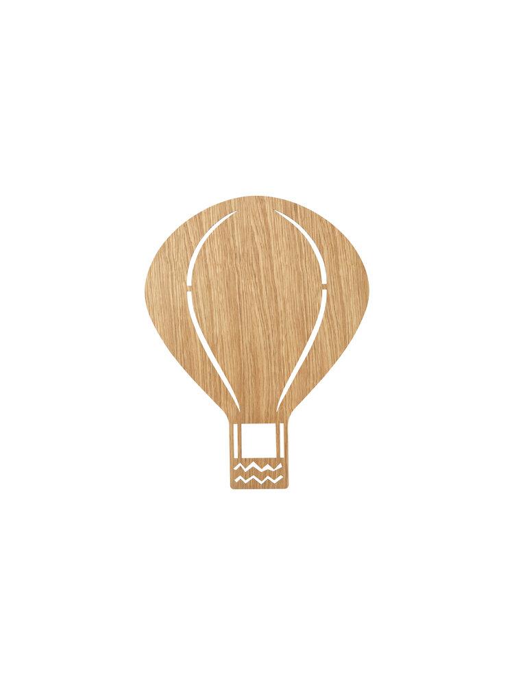 Image of ferm Living Air Balloon Lamp Lys Natur (6d120dbf-b64a-4b35-abcb-ef69f50b3901)