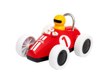 Leg og lær action racerbil - FSC®