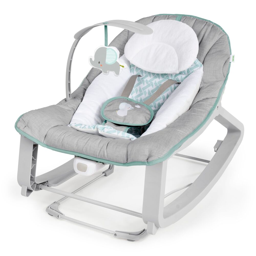 Image of Ingenuity Keep Cozy Grow - Weaver baby vippestol (10b2222f-8b34-47dc-832c-2126cc9268bf)