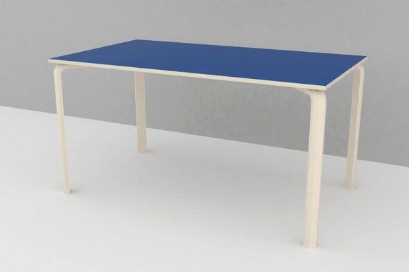 Bord laminat 800 x 1400 mm H: 72 cm