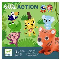 Småbarnsspil - Fest i Junglen