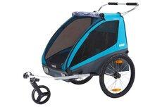 Thule Coaster XT Cykelanhænger - blue