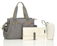 Shoulder Bag Grey