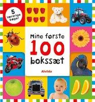 Mine første 100 - Bokssæt