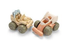Bio Plast Køretøjer I Gaveæske - Flere Varianter