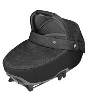 Jade carrycot, Nomad black