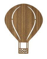 Lampe, Air Balloon, smoked Oak