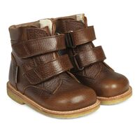 Starter Tex Støvle Med Velcro - 2509 Brun