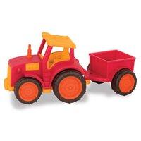 Wonder Wheels, Traktor Med Anhænger