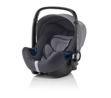 Baby-Safe2 I-Size babyautostol, Storm grey