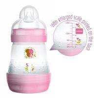 MAM Sutteflaske Easy Start Anti-Colic 160ml - Pink