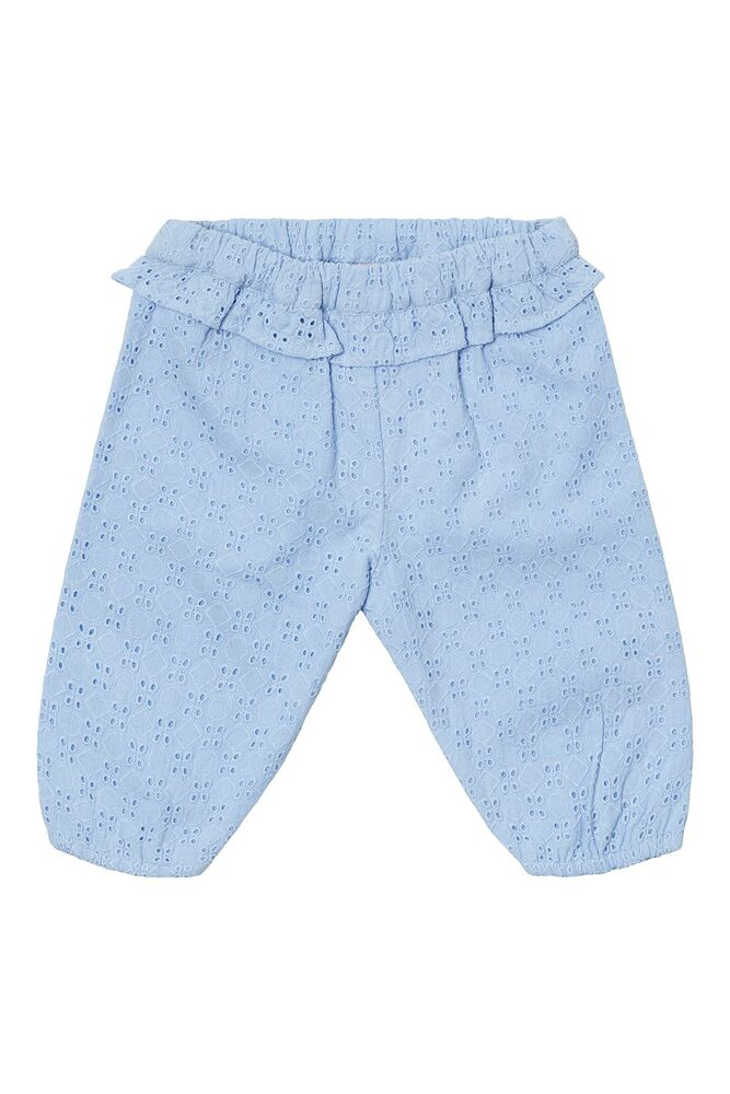 Image of Noa Noa Miniature Baby brodery anglaise trousers - 1098 (3a726a3e-4f03-4c8f-b5cd-0d563a46550c)