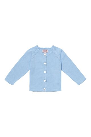 Baby basic light knit cardigan - 1098