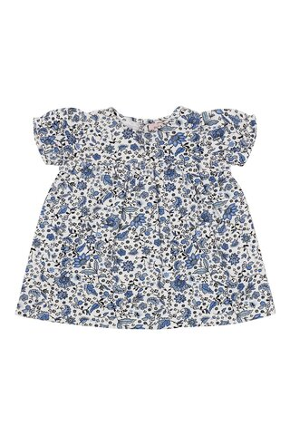 Baby floral jersey kjole - 464