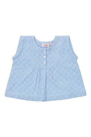 Baby brodery anglaise blouse - 1098