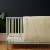 Moonboon Sengetøj Baby - moss