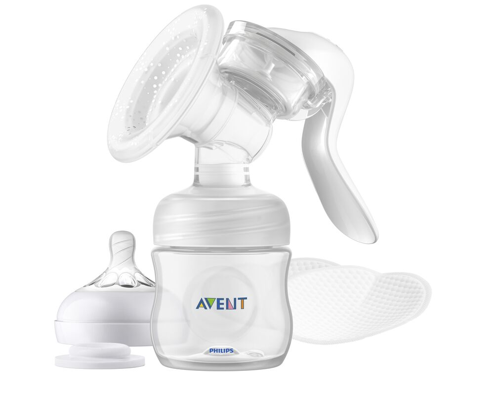 Image of Philips Avent Natural motion manuel brystpumpe (cafd5b81-dc7a-4608-910b-d52d97c86a28)