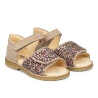 Sandal med justerbar velcrolukning - 8318