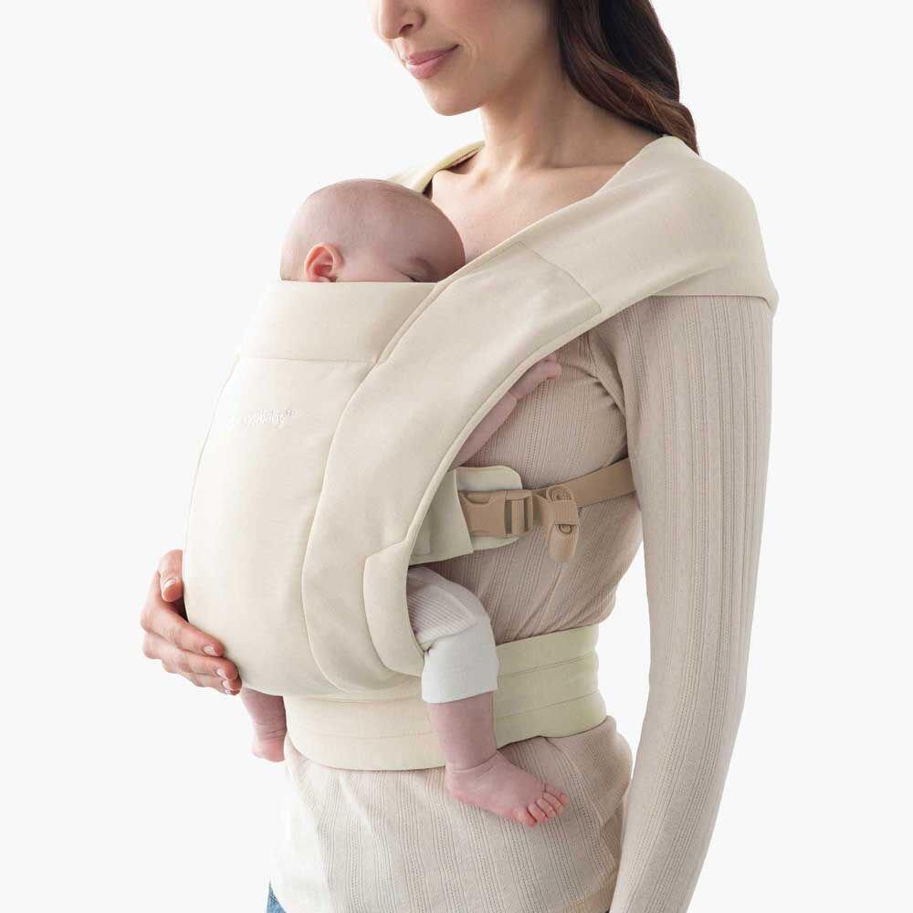 Image of Ergobaby Embrace - cream (03df45dd-24e7-41b5-9bac-b7e6b65d5aca)