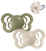 Couture sut 2 pk silicone str.1 Vanilla/Olive