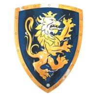 Noble Knight ridderskjold, blåt